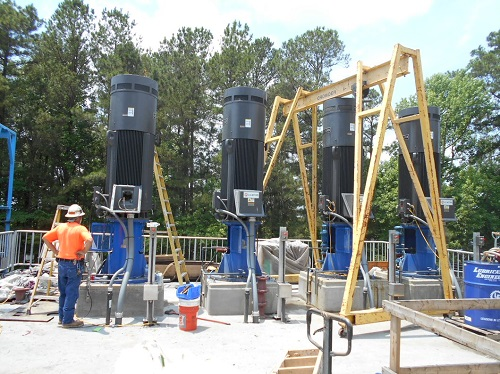 Cary/Apex Raw Water Pump Station and Intake Improvements
